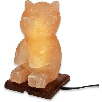 Zennery Himalayan Salt Lamp - Bear