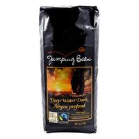 Jumping Bean Deepwater Dark Fair Trade and Organic Coffee, Whole Bean - 1lb