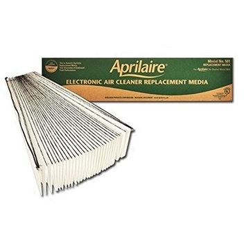 Aprilaire 501 Filter for Air Purifier Model 5000; Pack of 4