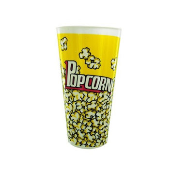 Bulk Buys Home Movie Party Plastic Popcorn Container Pack Of 12