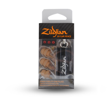 Zildjian HD Earplugs Tan