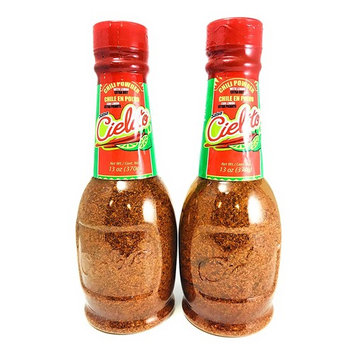Cielito Extra Picante Chili Powder Seasoning 13 ounces - Duo Pack (2 pack)