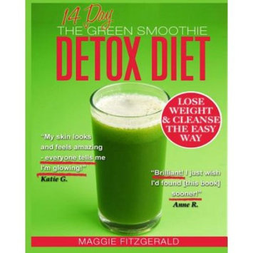 The 14 Day Green Smoothie Detox Diet (Paperback)