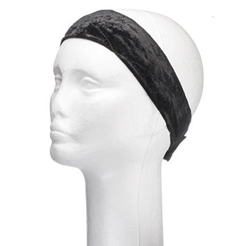 Dini Wigs Non Slip Dini Bands and Velour Bands - A Must Have for All Wigs (Velour Grip (1 Pack))