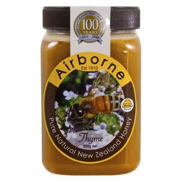 Airborne (New Zealand) Thyme Honey 500g / 17.85oz