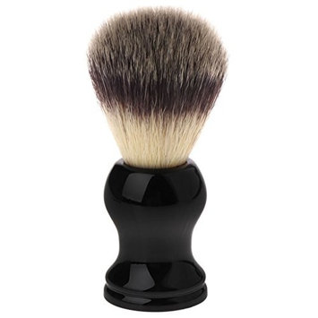 Doobe Imitation Badger Hair Men's Shaving Brush Barber Salon for Facial Cleaning Tool