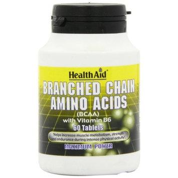 Health Aid Branch Chain Amino Acids 60 Tablets