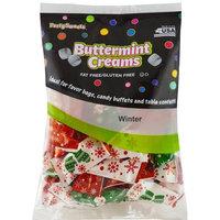 Party Sweets Winter Buttermints 7-Ounce Bag, Appx 50 Mints