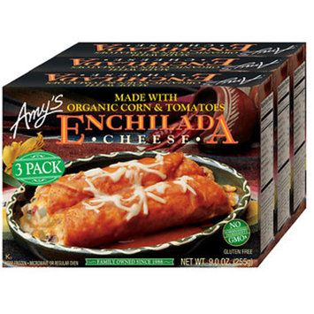 Amy's Cheese Enchilada, 3 pk./9 oz.