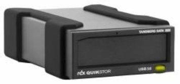 Overland 4TB TANDBERG EXT USB3+ DRV KIT RDX QUIKSTOR W/ MS WIN BKP