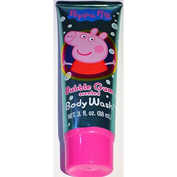 Peppa Pig Bubble Gum Scented Body Wash, 3 fl oz