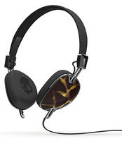 Skullcandy Navigator Headphone with Mic 3 Tortoise/Black, One Size