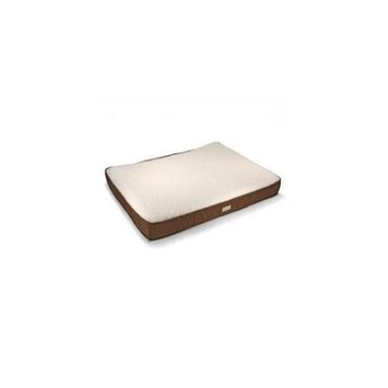 Worldwise Poochplanet Tendercare Therapeutic Foam Pet Bed-Large-Brown