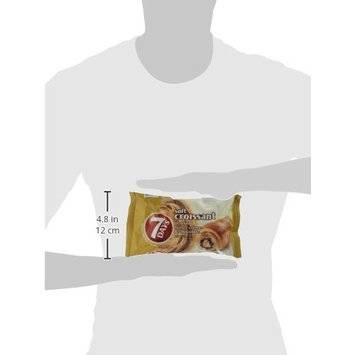 7Days Soft Croissant, Peanut Butter & Chocolate, 2.65 oz (Pack of 6 in single box)