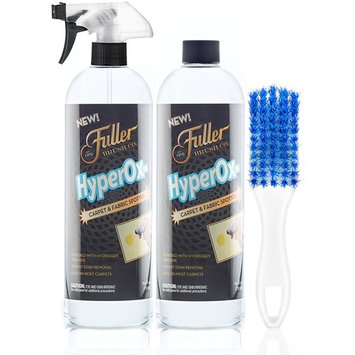 Stain & Spot Remover Kit with HyperOx Cleaner and Brush