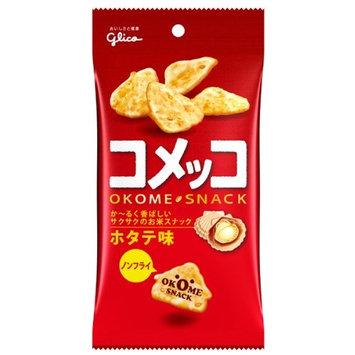 Ezaki Glico Komekko scallops taste 39g ~ 10 pieces
