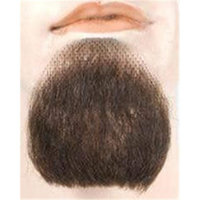 Morris Products Morris Costumes LW571CBL 1-Point Human Hair Beard, No. 22 Champagne Blonde