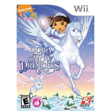 Take 2 Interactive Dora the Explorer: Dora Saves the Snow Princess (used)