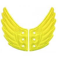 Shwings, Wings for Your Shoes - Neon