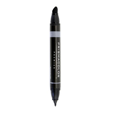Prismacolor Premier Double-Ended Art Markers neutral grey 60%, 221 [pack of 6]