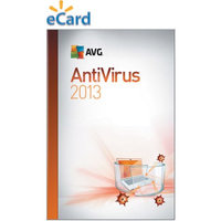 Interactive Communications AVG Anti-Virus 2013 1-User 2-Year $39.99 (Email Delivery)