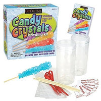 Rock Candy Crystal Growing Kit - Edible Science, by GeoCentral