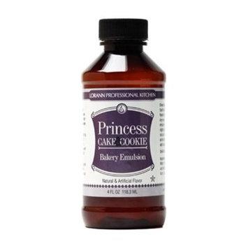 Princess Cake And Cookie Bakery Emulsion Flavor 4 oz Lorann Oils
