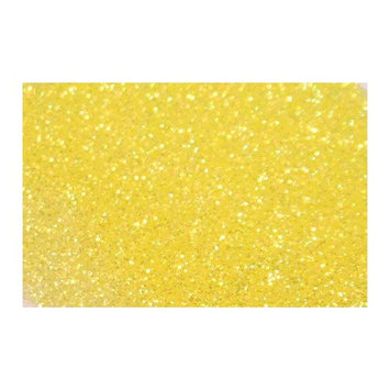 Zink Color Multi Purpose Glitter Brilliance Pro Crystalled Yellow