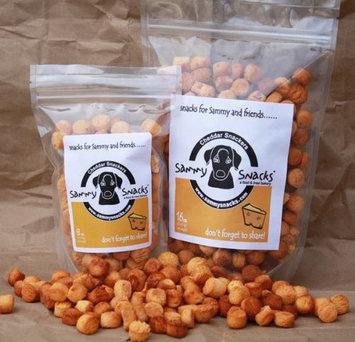 SAMMY SNACKS 029073 Cheddar Snacker Snacks for Dogs, 8-Ounce