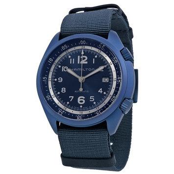 Hamilton Khaki Aviation Pilot Pioneer Automatic Mens Watch H80495845
