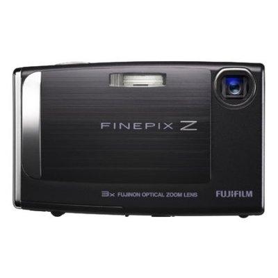 Fuji FinePix Z10FD 7.0 Megapixel Digital Camera (Midnight Black)