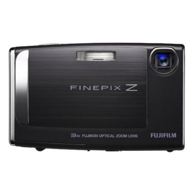 Fuji FinePix Z10FD 7.0 Megapixel Digital Camera (Midnight Black)
