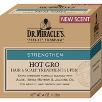 Dr. Miracles Strengthen Daily Moisturizing Gro Oil 4oz by Dr. Miracle's