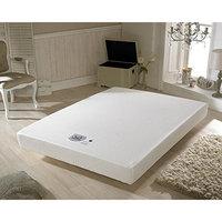 Happy Beds Memory 250 Orthopaedic Memory Foam Firm Mattress - UK King