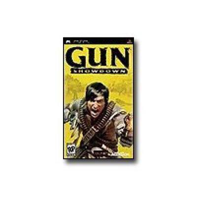 Activision Gun Showdown PSP