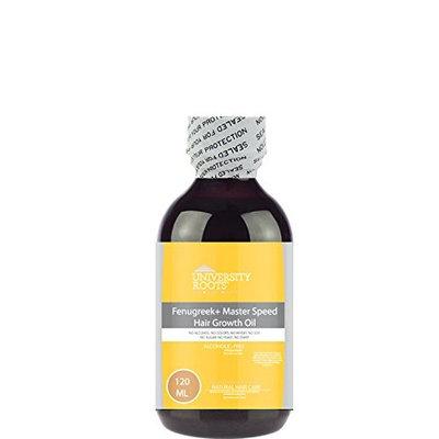 Fenugreek + Master Speed Hair Growth Oil (Organic Growth Formula)