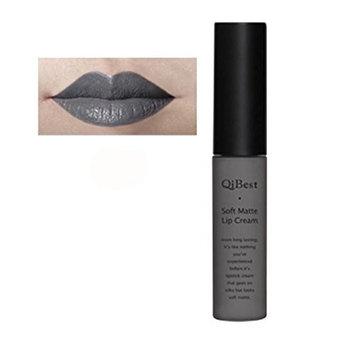 Lipstick,Baomabao Waterproof Matte liquid lipstick Long Lasting lip gloss A
