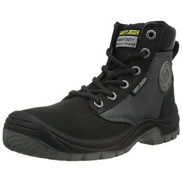 Safety Jogger DAKAR, Unisex-adult safety shoes, black (018), 38 EU (5 adult UK)