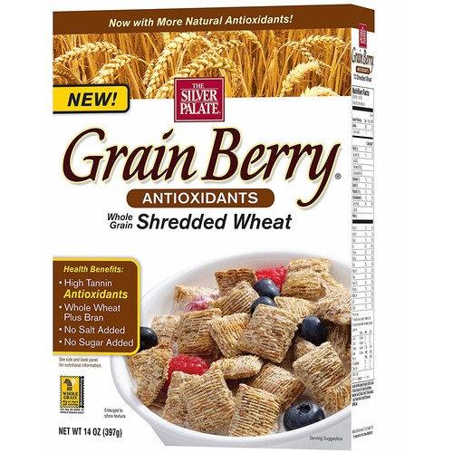 Grain Berry Shredded Wheat, 14 Ounce