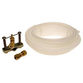 Supco Economy Ice Maker Line Set - 25 Feet of Tubing - Direct plug valve New!