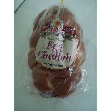 Rosh Hashanah Egg Challah 15.oz Fresh Daily From Lilly's Home Style Bake Shop 4/$45.00