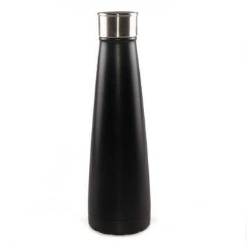Onlydroid Stainless Steel Vacuum Insulated Water Bottle Leak-proof Double Walled Keeps Drinks Cold for 12 hours & Hot for 24 hours 15 oz