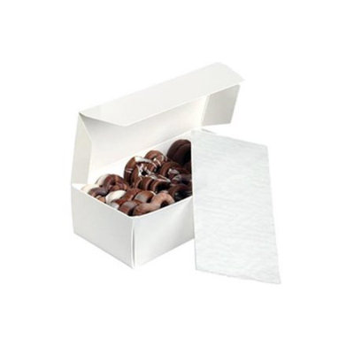 Make N Mold 5805 0. 5 lb Box Candy Box Cushions, Pack of 12