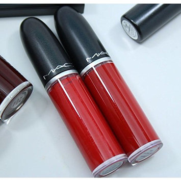 MAC Retro Matte liquid lip color CHATEAU