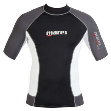 Mares Thermo Guard 0.5 Short Sleeve Top Scuba Diving Wetsuit -Medium