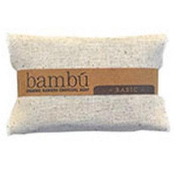 Bambu Soaps 231631 3.5 oz Unscented Organic Bambu Charcoal Soap Basic Spa Bars Set of 3
