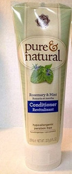 Pure & Natural Rosemary & Mint Hypoallergenic Conditioner 8 Oz