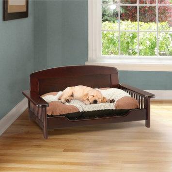 Richell Elegant Wooden Furniture Pet Bed