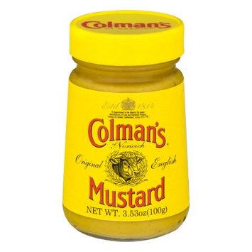 Colman's Of Norwich Mustard Original English, 3.53 OZ