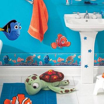 Blue Mountain Wallcoverings GAPP1763 Nemo Appliques 3D Art